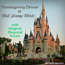 how to survive walt disney world at thanksgiving
