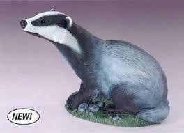 badger garden ornament co uk garden outdoors