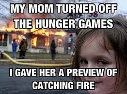 19 people who just want to watch the world burn hunger games