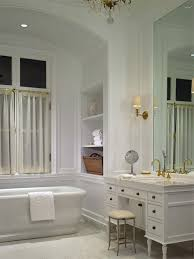 White Bathrooms by Bathrooms Fancy Classic White Bathroom Design And Ideas Bathroom