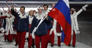 Rules For The Flag Ioc Suspends Russian Team From 2018 Winter Games Says U0027clean