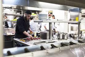 cuisine restaurant cuisine restaurant chefs de mouvement duune cuisine de