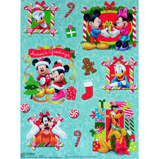 your wdw store disney window clings set mickey and