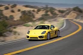 2014 porsche cayman horsepower 2014 porsche cayman s test motor trend