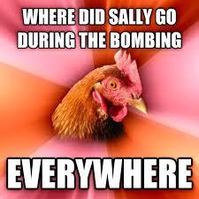 Everywhere Meme Generator - livememe com anti joke chicken