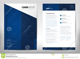 report front page template modern cover annual report brochure business brochure catalog