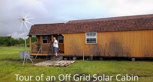 Home Design Garden Architecture Blog Magazine Tour Of An Off Grid Solar Cabin Home Design Garden