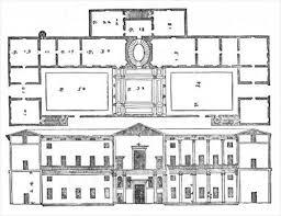 architecture design plans palazzo dalla torre floor plans castles palaces