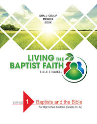 living the baptist faith sunday publishing board