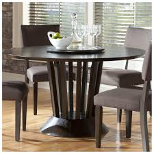dark brown round kitchen table dining room cool brown round dining table with clawfoot design