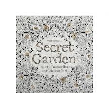 secret garden colouring book johanna basford books