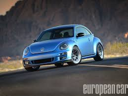 old volkswagen volvo sema 2012 brings custom vw beetles european car magazine
