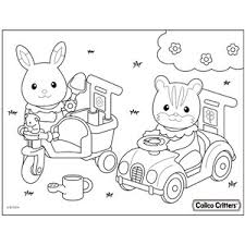 calico critters official
