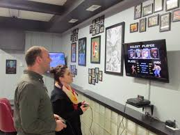 retro video game bar aims for vintage thrills life