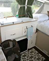 Coleman Camp Kitchen With Sink by How We Organize Our Pop Up Camper The Pop Up Princess