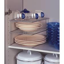 rangement dans la cuisine etagère d angle de placard metaltex rangement cuisine
