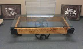 antique cart coffee tables