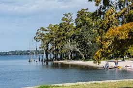 Louisiana National Parks images Fontainebleau state park beach la jpg