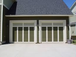 types of garage door style classy door design