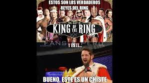 Bad News Barrett Meme - wwe memes de king of the ring 2015 y la victoria de bad news