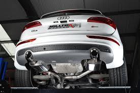 audi q5 performance parts milltek launches audi q5 2 0 tfsi performance exhaust system