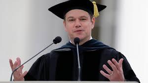matt damon s house boston matt damon gave a highly charged mit commencement speech