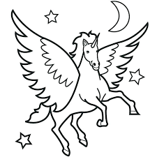 coloring pages of unicorns and fairies unicorn color page pictures of unicorns to color unicorn coloring