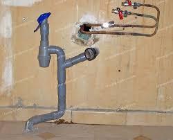 plomberie evier cuisine conseils bricolage déplacement évacuation évier et lave vaisselle