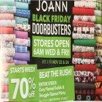 joann black friday 2017 ads deals and sales