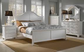 dark brown varnished solid wood platform bed nightstand rectangle