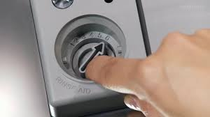 Rinse Dishwasher Select An Add On Wash Option On Your Samsung Waterwall Dishwasher