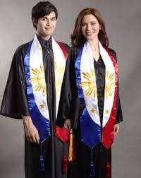 graduation accessories mybarong graduation stole 100398 stole