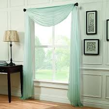 How Wide To Hang Curtains Best 25 Window Scarf Ideas On Pinterest Curtain Scarf Ideas