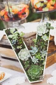 Monogram Planter 34 Best Vintage Garden Decor Ideas And Designs For 2017
