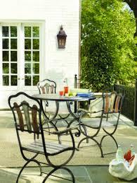 Copper Bistro Chair Hooker Furniture Sanctuary 36 Inch Metal And Copper Round Bistro