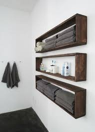 Bathroom Shelves Pinterest The Best Of 25 Bathroom Wall Shelves Ideas On Pinterest For