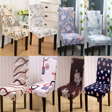 Chair Seat Cover Chair Slipcovers Ebay