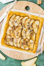 easy pear tart the cookie rookie