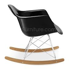 Eames Rocking Chair For Nursing Eames Rocking Chair Fibreglass