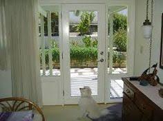 Pet Doors For Patio Doors French Doors With Doggie Door Built In Wood French Doors