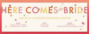 bridal shower luncheon invitation wording bridal shower evite