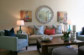 inspired living room home design plan