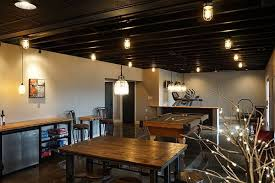 Lighting Ideas For Basement Best Basements Before And Afters 2015 Patio Doors Basements And