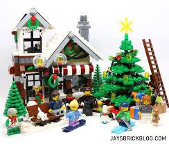 review lego 10249 u2013 winter toy shop 2015