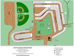 harbor beach city u003e parks u0026 recreation u003e north park campground