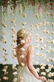 wedding backdrops diy 20 ideas to make floral backdrop pretty designs