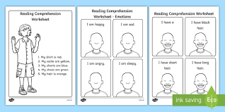 picture comprehension worksheets reading comprehension worksheets reading comprehension