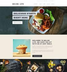 themes wordpress restaurant free 10 best free restaurant wordpress themes