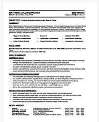 Download Sample Of Resume by Download Example Of Resumes Haadyaooverbayresort Com