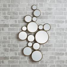 funky bathroom wall mirrors brightpulse us